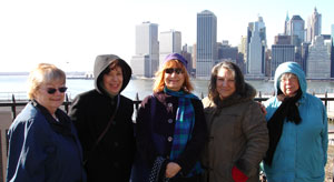 St. Joans International Alliance members meet in New York City